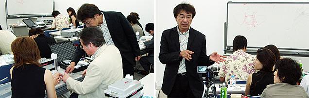 ノーベルバイオケアー社インプラントコース講師